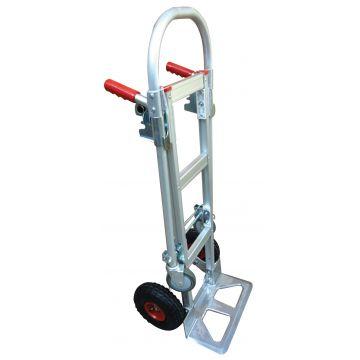 Diable / chariot 2 en 1 aluminium