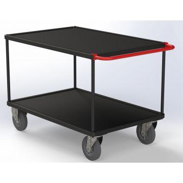 Servante plateaux tôlés 500 kg