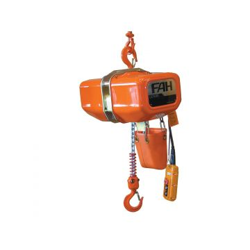 Palan électrique fixe à crochet - 500 à 5000 kg