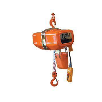 Mètre supplémentaire pour palan électrique fixe à crochet - 500 à 5000 kg