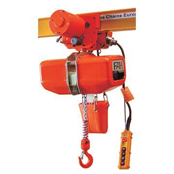 Mètre supplémentaire pour palan électrique avec chariot électrique - 500 à 5000 kg