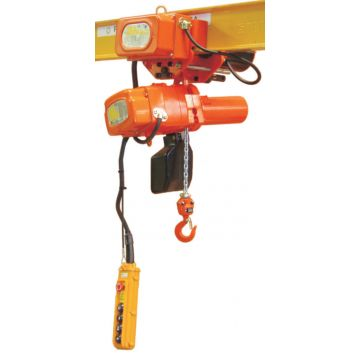 Palan électrique avec chariot électrique - 150 à 500 kg