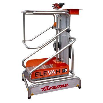 Nacelle automotrice compacte «Elevah 40 Move et Elevah 40 Move Picking»