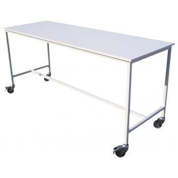 Table de travail mobile