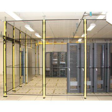 Cloison grillagée pour la protection des machines X-GUARD® LITE