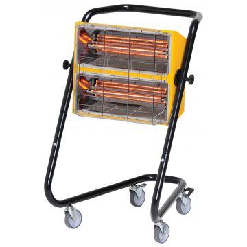 Chauffage mobile rayonnant électrique