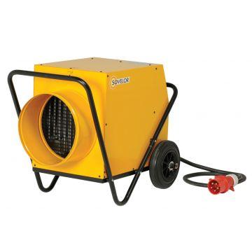Chauffage air pulsé électrique gainable