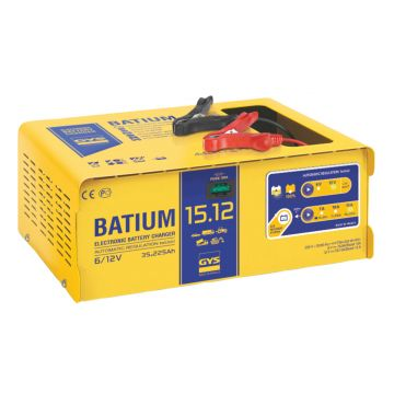Chargeur batterie 6 V - 12 V