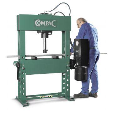 Presse d'atelier industrielle électro-hydraulique