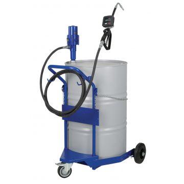 Ensemble mobile de distribution d'huile avec ou sans enrouleur