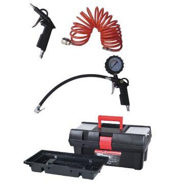 Kit 7 accessoires pour compresseur