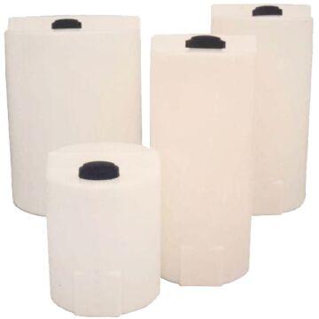 Réservoir vertical cylindrique fermé