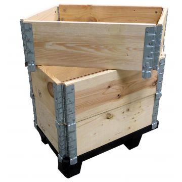 Accessoire pour réhausse pliante en bois