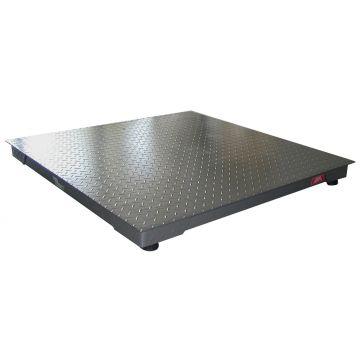 Balance plate-forme au sol en acier avec indicateur