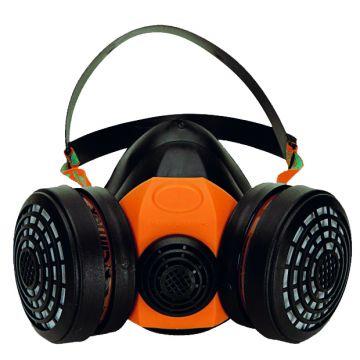 Demi-masque respiratoire à filtre