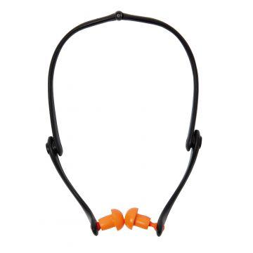 Bouchons d'oreille avec arceau pliable