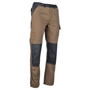 Pantalon bicolore