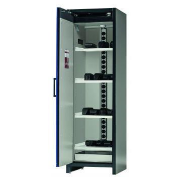 Armoire de sécurité avec rétention pour batteries Lithium-Ion