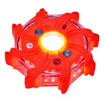 Lampe Pulsar magnétique LED rechargeable