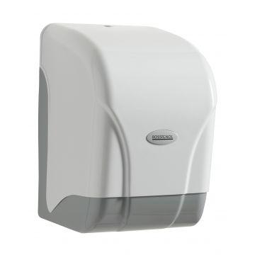 Distributeur d'essuie-mains dévidage central
