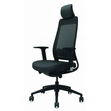 Fauteuil synchrone haut dossier