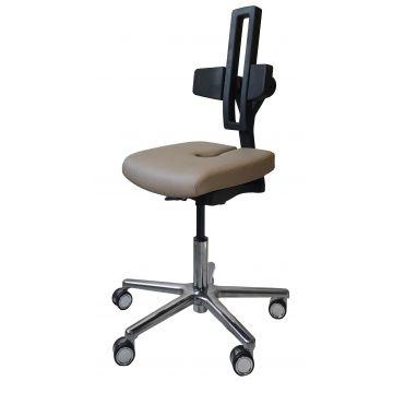 Siège ergonomique auto-adaptatif
