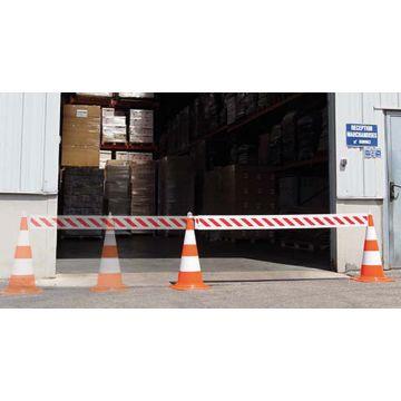 Barrière fixe ou télescopique