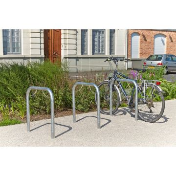 Support cycles arceau simple