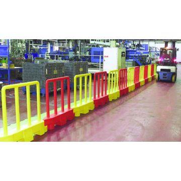 Barrière de sécurité amovible