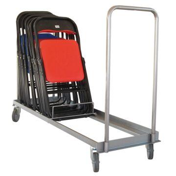 Chariot porte chaises