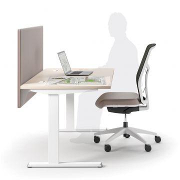 Bureau fixe ou réglable électriquement