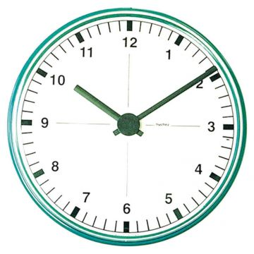 Horloge étanche d'intérieur ou d'extérieur