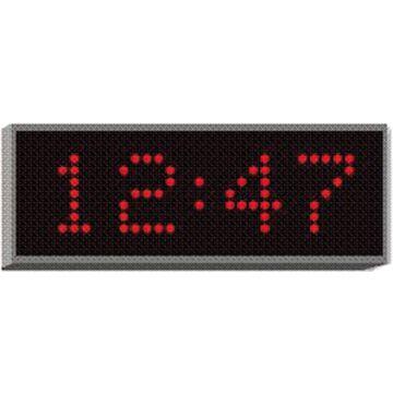 Horloge à diodes
