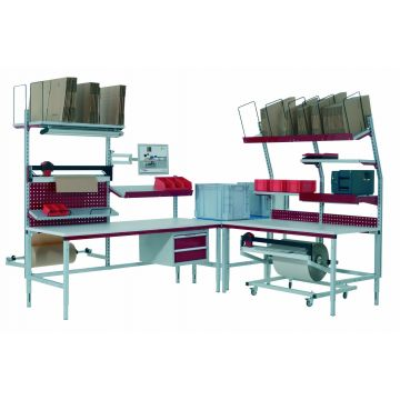 Table d'emballage System Flex